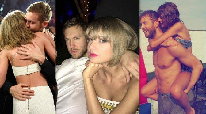 Taylor Swift + Calvin Harris Celebrate 1 Year Anniversary!