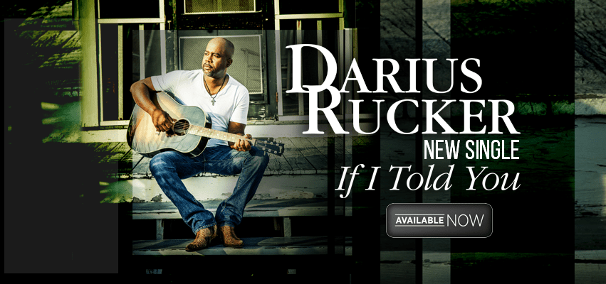 Darius Rucker, If I Told You, Hootie & The Blowfish