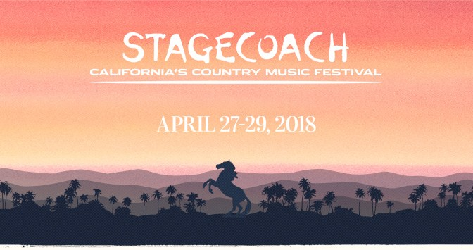 Stagecoach 2018 Lineup Announced!