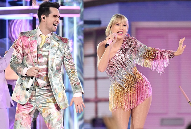 Taylor Swift and Brendon Urie Stole the Show at the 2019 Billboard Music Awards!