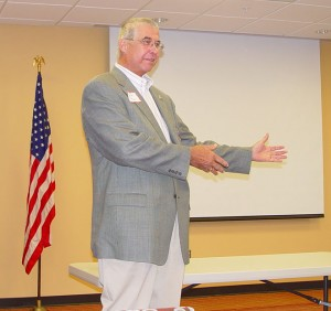John Cox - Republican nominee for 55th district delegate