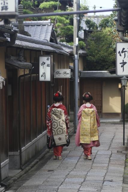京都 お茶屋遊び 体験