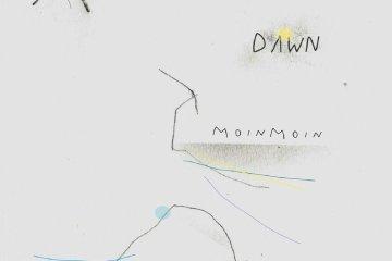 moin moin dawn album art