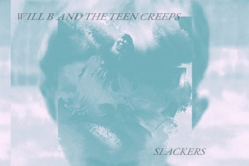 will b and the teen creeps album art