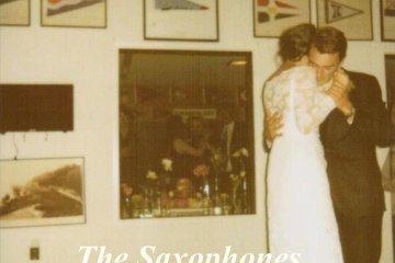 The Saxophones If You're on the Water artwork