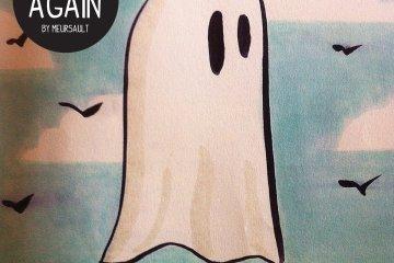 meursault i will kill again cover art ghost