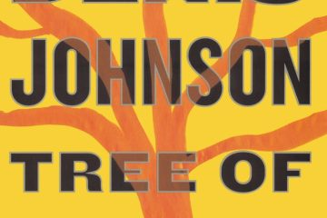 denis johnson tree of smoke cover
