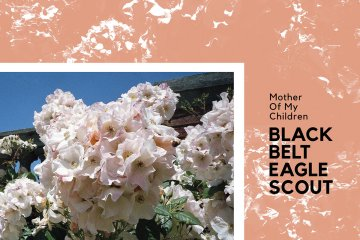 Black Belt Eagle Scout mother of my children cover art