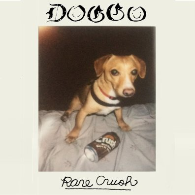 doggo rare crush album art