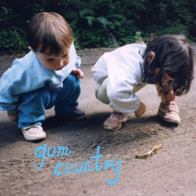gum country self titled album art