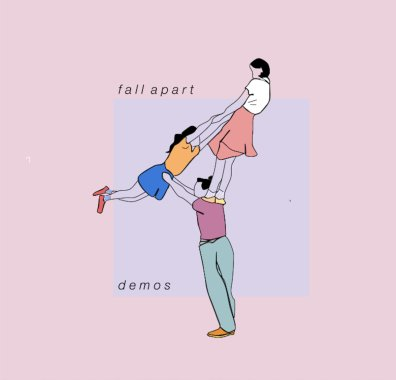 camila ortiz fall apart cover art
