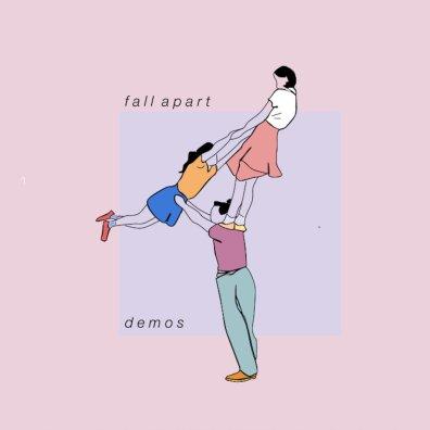 camila ortiz fall apart cover art