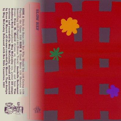 slow ref cassette art