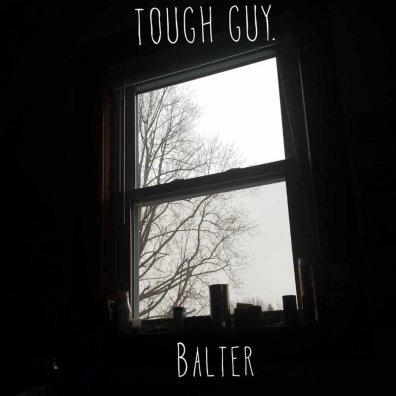 tough guy. balter album art
