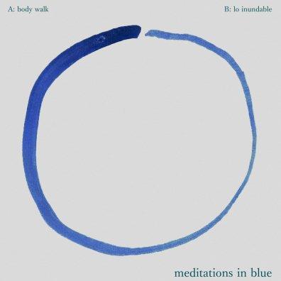 Sophie Marsh & Carlos Perea-Milla - meditations in blue