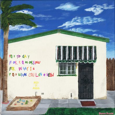 The Red Pears - For Today, For Tomorrow, For What Is, For What Could've Been
