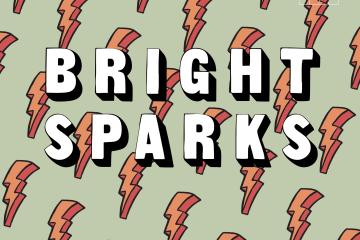 bright sparks pattern