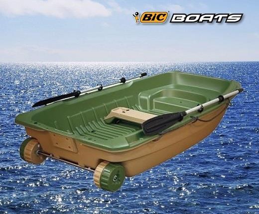 BiC Sportyak 245 μικρό βαρκάκι