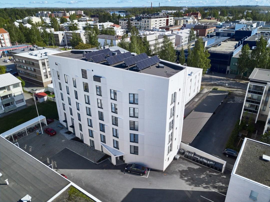 Общежитие здорового человека: пример Финляндии