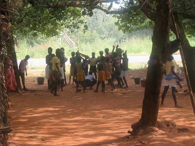 Soutenir l'école de GuinéeBissau