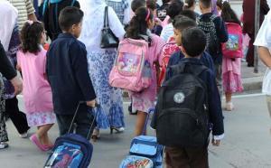 élèves tunisiens