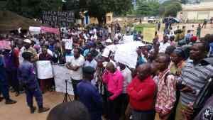 Le calvaire des enseignants Nouvelles Unités en République Démocratique du Congo