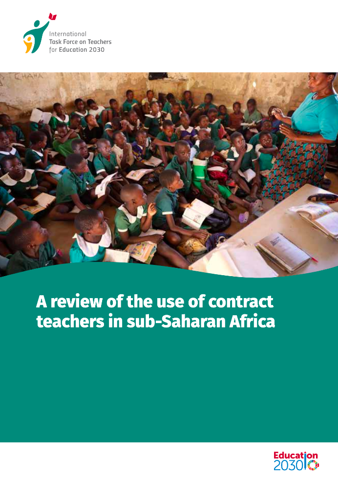 How the COVID-19 pandemic is affecting contract teachers in sub-Saharan Africa