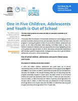 Manuel opérationel Initiative Out of Schoold Children UNICEF (ENG)