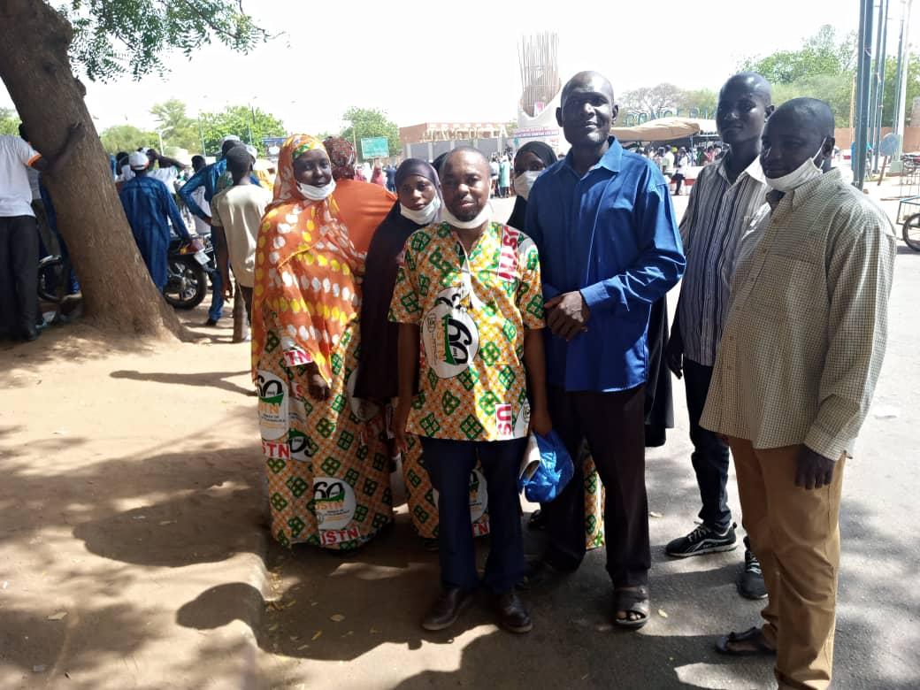 Des syndicalistes au Niger le 1er mai
