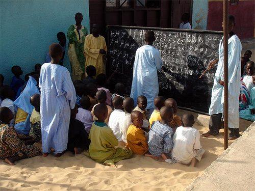 Les écoles coraniques auSénégal (1/3)