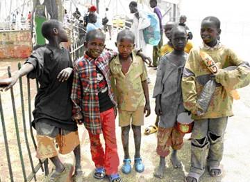 Les écoles coraniques auSénégal (2/3)