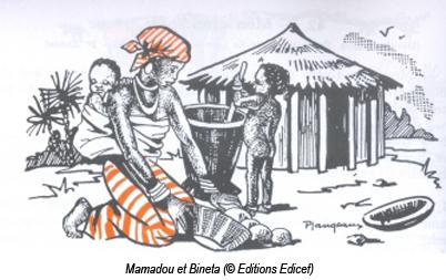 Mamadou et Bineta sont-ils devenus vieux ? (1/4)