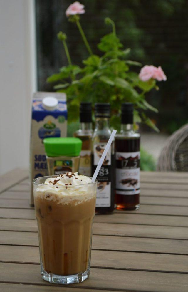Iskaffe skal være iskold, sød og med god kaffesmag.