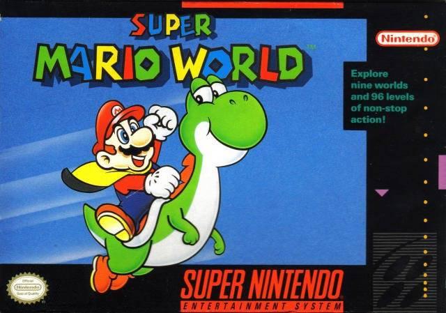 Spoony Bard Podcast: Episode 10: Super Mario World
