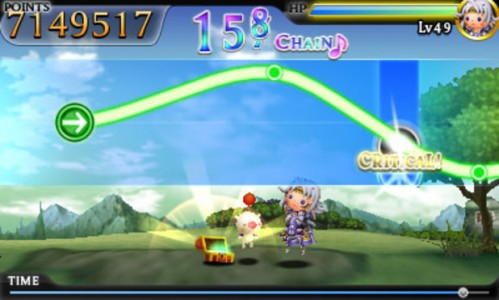 Review: Final Fantasy Theatrhythm