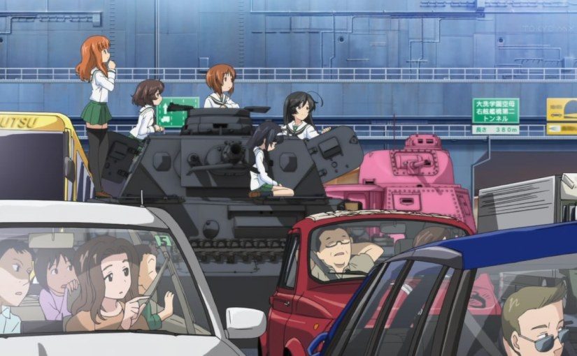 Weekly Anime Round-Up:  October 22nd – October 28th