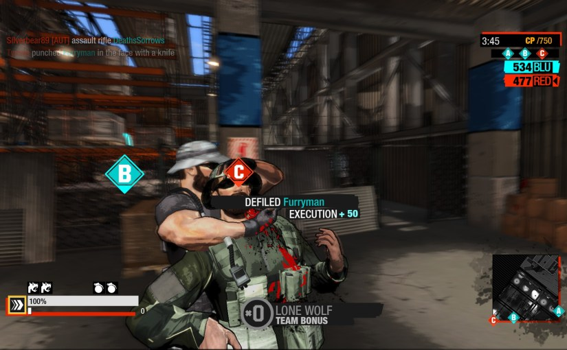 PC Game Review: Special Forces: Team X