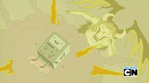 BMO does look really cool