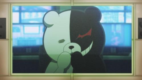 I really want a Monokuma plushie.