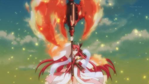 Can best girl/spirit beat the AST's ultimate weapon?