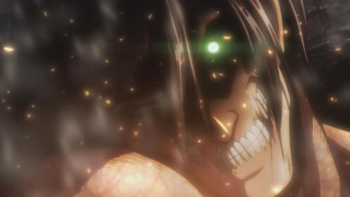 Did Eren finally get his shit together?