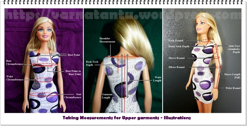 How to Take Measurements for Indian Outfits? (6/6)