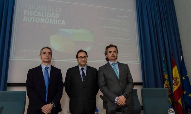 LA REFORMA CONSTITUCIONAL CONDICIONARÁ EL FUTURO DE LA FINANCIACIÓN DE LA COMUNIDAD VALENCIANA