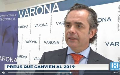 FEDERICO VARONA ANALIZA EN LA OCHO LAS CONSECUENCIAS DEL CAMBIO DE LOS PRECIOS EN 2019
