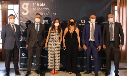 LA BECA VARONA PARTICIPA EN LA GALA SOLIDARIOS DE LA 8 MEDITERRÁNEO TV