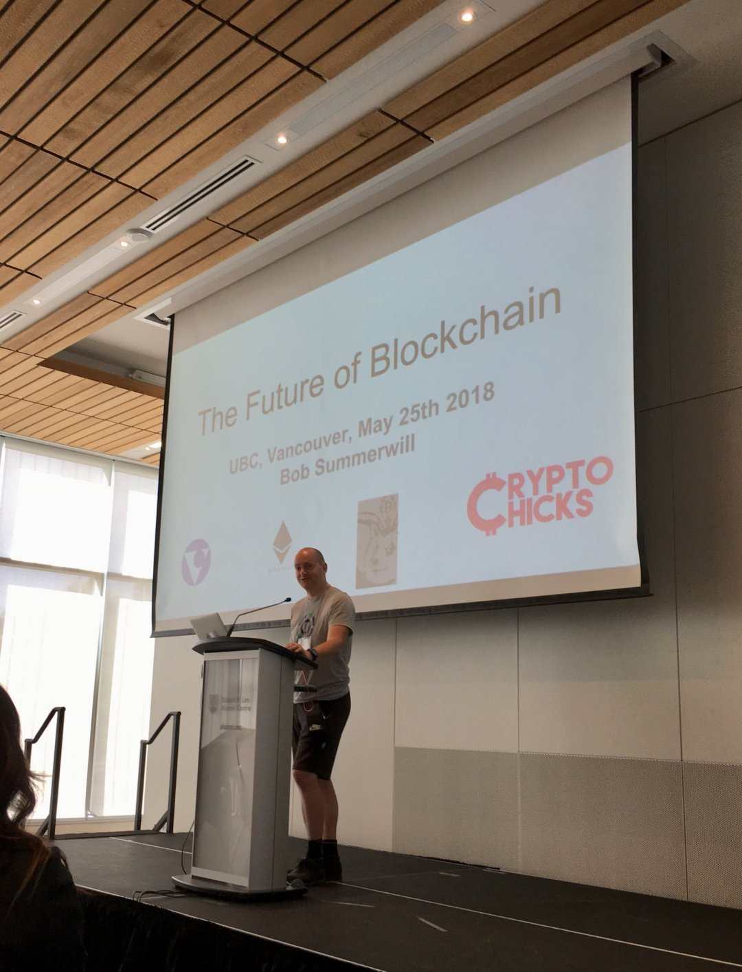 Blockchain @ UBC Mini Summit