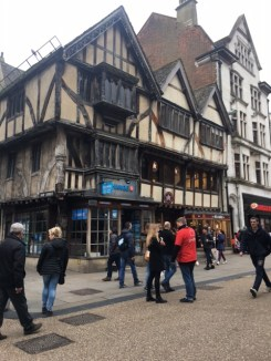 Oxford Streets & Shops