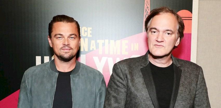 """Kventin Tarantino: Yeni filmim ikinci """"Kriminal qiraət"""" olacaq"""