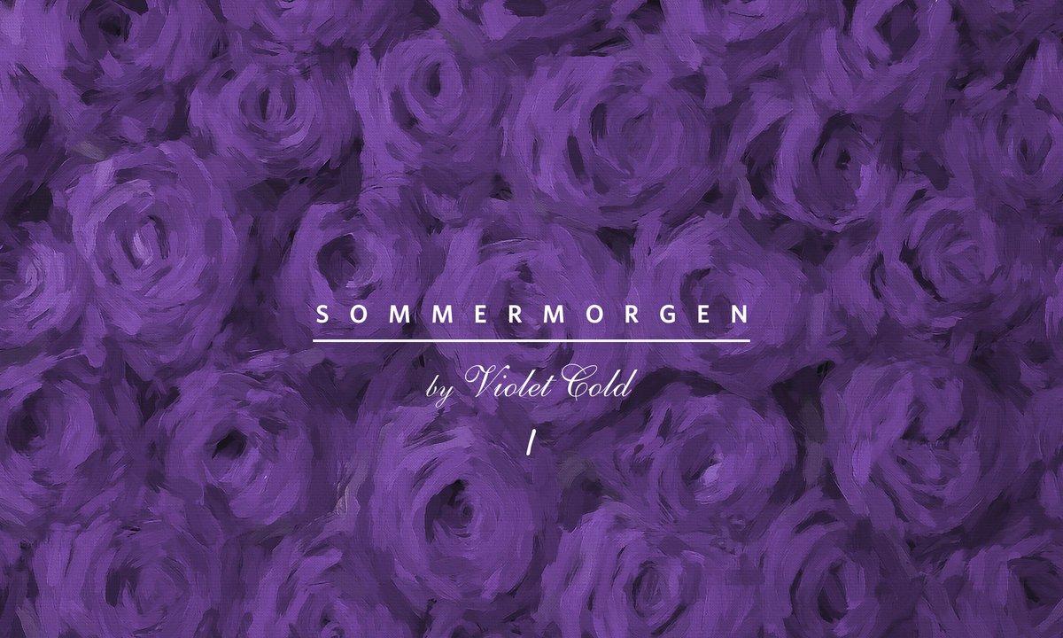 Violet Cold – Sommermorgen (2018)