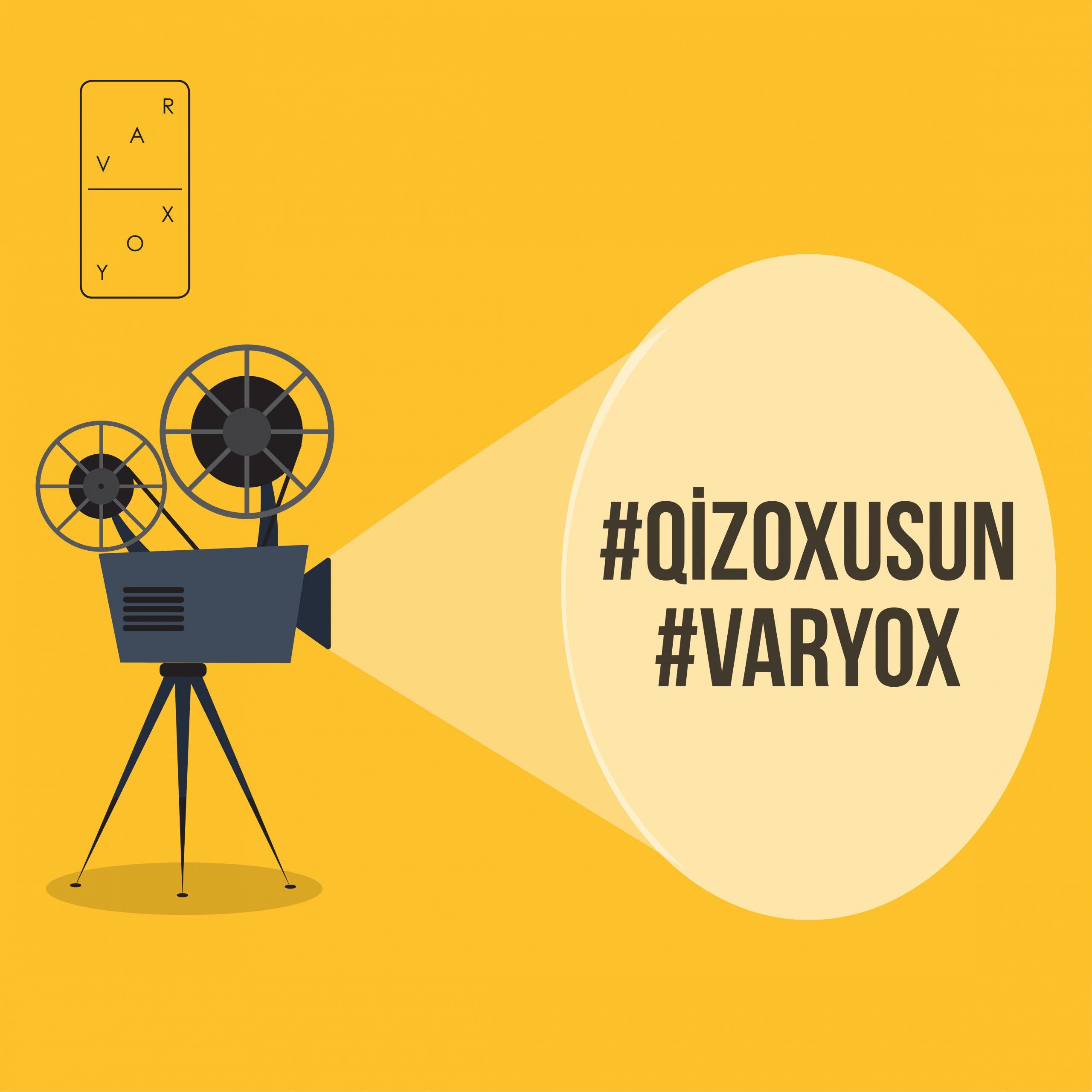 #QızOxusun – Ssenari yarışması